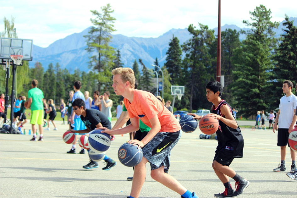 Rocky Mountain Hoops Basketball Camps